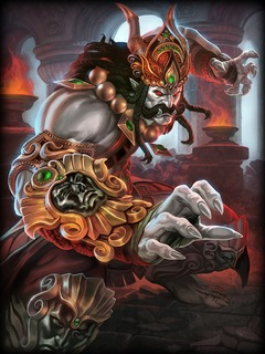 Cinq codes à gagner pour débloquer le dieu Ravana et son skin « Tyrant » dans SMITE