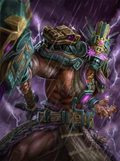 Cinq codes à gagner pour débloquer le dieu Chaac et son skin Boom Chaac-a-Laka dans SMITE