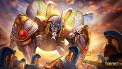 Khepri, le dieu protecteur, intègrera SMITE le 4 août
