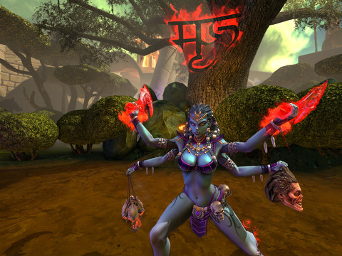 Kali : Buff time