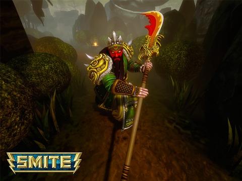 Smite - Gamescom 2013 - Hi-Rez s'associe avec Tencent pour exploiter son MOBA Smite