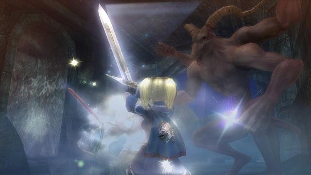 Images de Wizardry Online