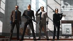 Overkill et Valve pour un cross-over entre PayDay et Left 4 Dead