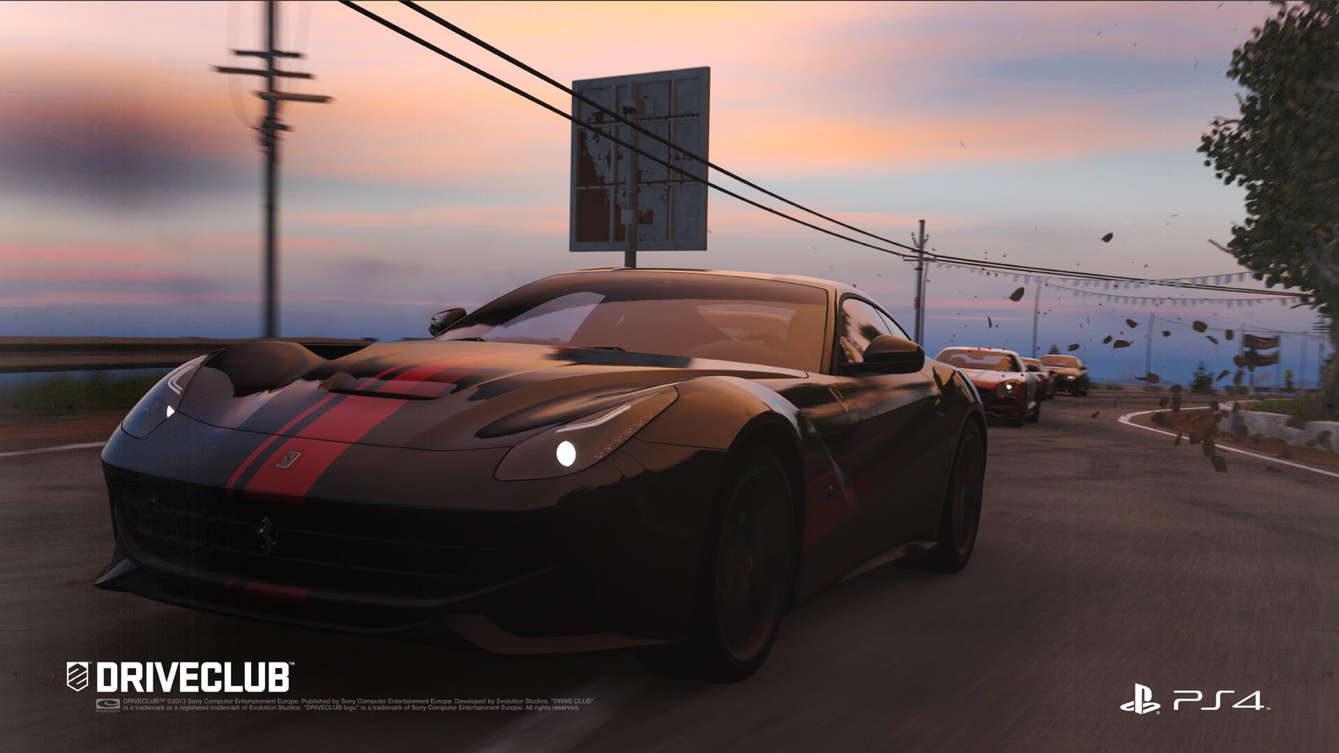 Drapeau noir pour Evolution Studios