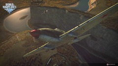 Voler contre des bots sur World of Warplanes