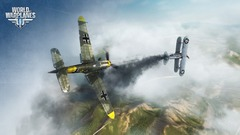 World of Warplanes illustre sa flotte allemande