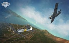 World of Warplanes dévoile son aéronautique navale américaine
