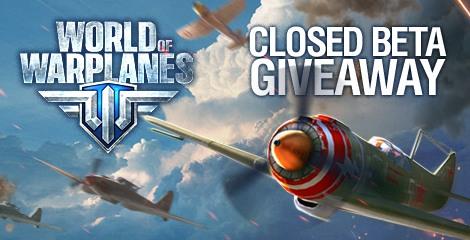 2000 invitations au bêta-test privé de World of Warplanes