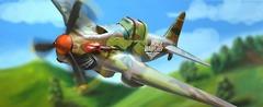 Premier concours World of Warplanes