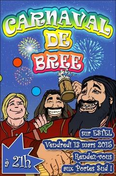 Venez fêter le Carnaval, Vendredi 13 mars à 21h00 sur Estel