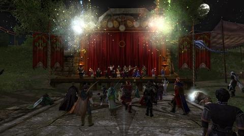Le Seigneur des Anneaux Online - Billet de la Terre du Milieu - Assister à un concert sur Le Seigneur des Anneaux Online