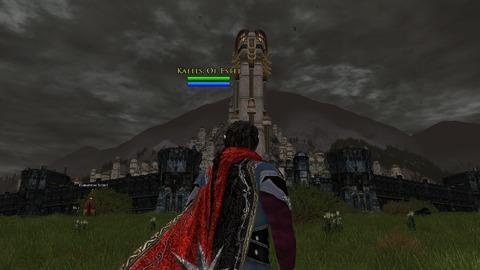 Minas Tirith une découverte en version bêta