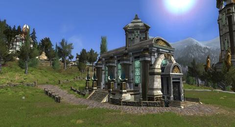 Le Seigneur des Anneaux Online - Journal des développeurs : les habitations premium