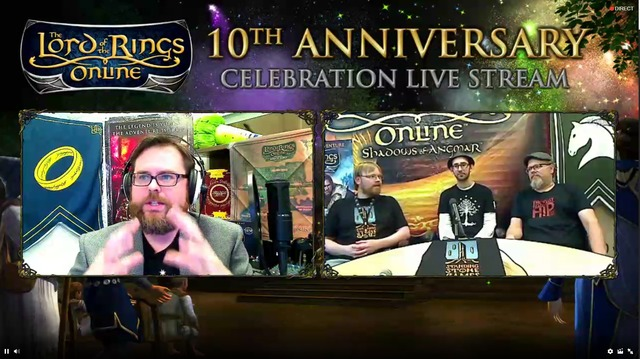 Livestream Anniversaire