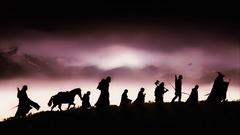 Des cendres d'Osgiliath à Minas Tirith, une année en Terre du Milieu