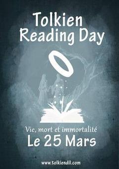 Le 25 mars c'est le Tolkien reading day