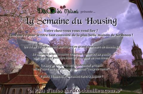 Le Seigneur des Anneaux Online - Concours : D&Co en Terre du Milieu, du housing pour tout changer