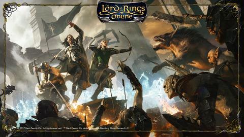 Le Seigneur des Anneaux Online - Standing Stone Games diffuse les fonds d'écran des mises à jour 16 et 20