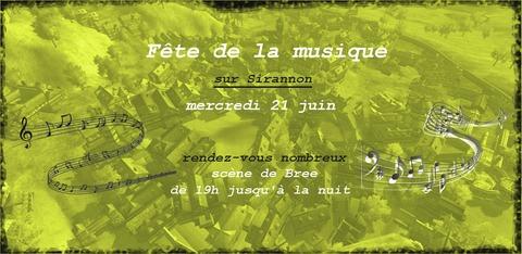 Le Seigneur des Anneaux Online - Sirannon fête la musique mercredi 21 juin
