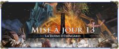 Mise à Jour 13: La Ruine d'Isengard désormais disponible