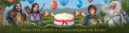 Le Seigneur des Anneaux Online - Fêtez l'anniversaire de Bilbo et Frodo, JoL vous offre des mathoms !