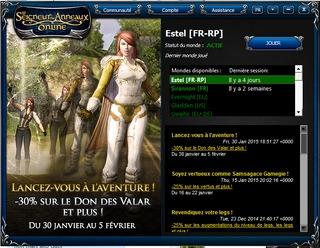 Le Seigneur des Anneaux Online, vers un retour des serveurs européens en ... Europe