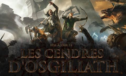 Les Cendres d'Osgiliath, la nouvelle mise à jour sort le 4 mai