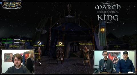 Le Seigneur des Anneaux Online - La mise à jour 19 : la Marche du Roi annoncée pour le lundi 17 octobre