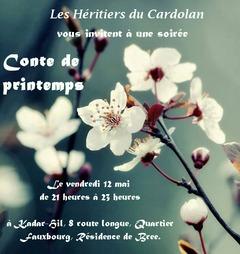 Soirée RP - Les Contes d'Ethuil, une saison avant la bataille - vendredi 12 mai
