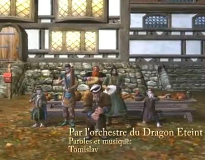Chanson du hobbit