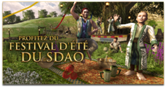Festival d'été de LOTRO du 22 juillet au 5 août