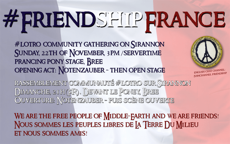 Rassemblement Friendship France 108975