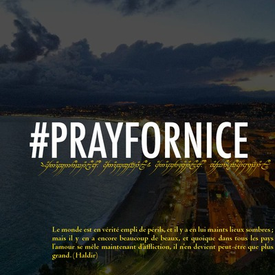 Une minute de silence en hommage aux victimes de Nice sur Sirannon