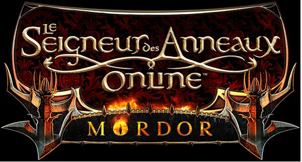 Logo Seigneur des Anneaux Online Mordor