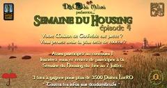 Semaine du Housing #4 : D&Corez vos maisons de confrérie