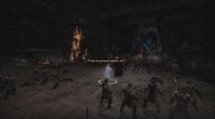 Billet de la Terre du Milieu - Récit du soir où Gandalf est mort