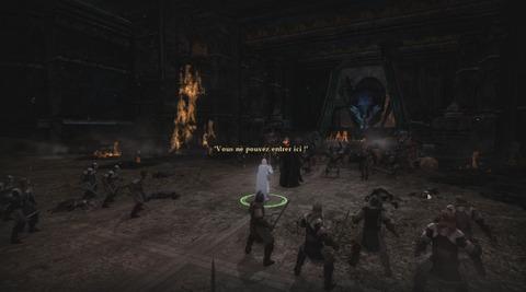 Le Seigneur des Anneaux Online - Billet de la Terre du Milieu - Récit du soir où Gandalf est mort