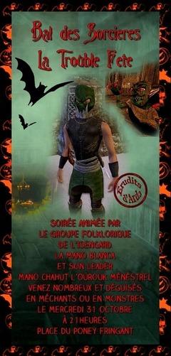 Fêtez Halloween sur Lotro