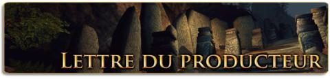 Le Seigneur des Anneaux Online - La lettre du producteur décline la feuille de route 2017 du Seigneur des Anneaux Online
