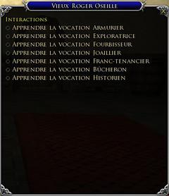 Fenêtre de choix des vocations, par le maître des apprentis