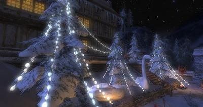 Programme des festivités hivernales