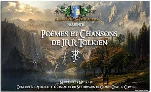 Soirée spéciale Tolkien sur Estel le 13 mai à 21h00