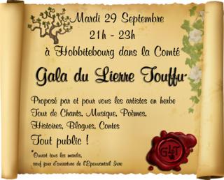 Gala du Lierre Touffu