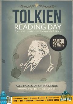 Poésie et chants, thème du Tolkien Readind Day 2017