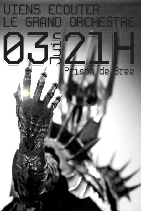 Le Seigneur des Anneaux Online - Le grand orchestre en concert samedi 3 juin