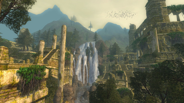 Temple Perdu - Trouée des Trolls