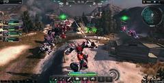 Deux nouveaux robots pour Transformers Universe