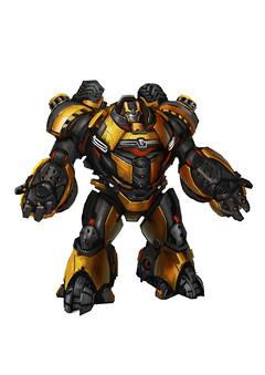 Le Brawler Autobot