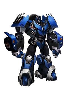 Le « Brawler » de Transformers Universe