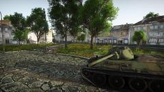 Des combats en milieu urbain pour War Thunder